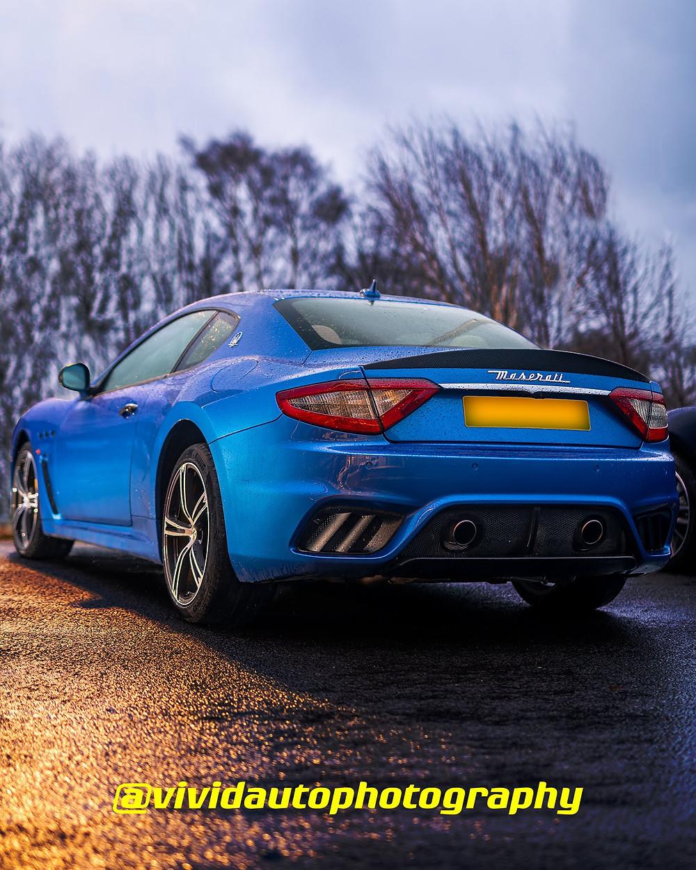 Maserati GranTurismo | Maserati Manchester
