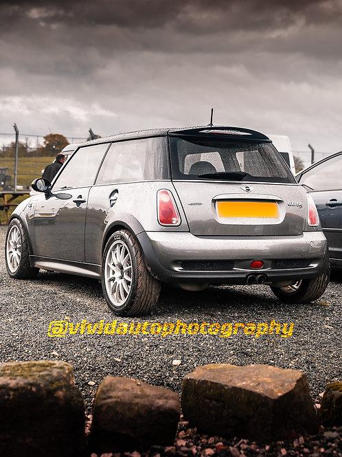 Mini Cooper S JCW | Silver | Oulton Park