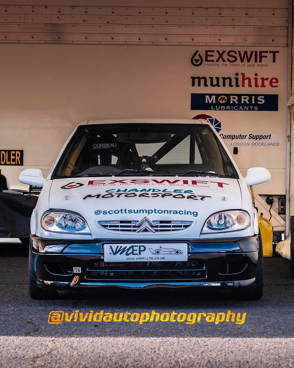 Citroen Saxo | Chandler Motorsport | JSCC