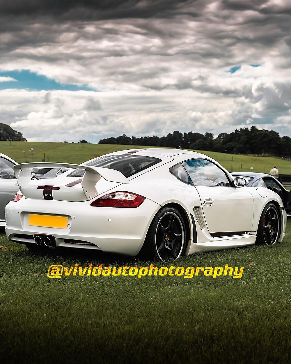 Porsche Cayman | Oulton Park