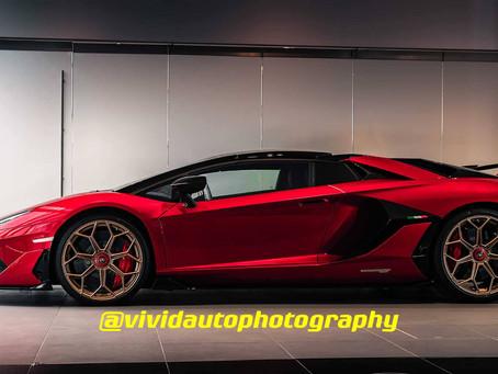 Filming at H.R. Owen Maserati and Lamborghini Manchester   May 2020
