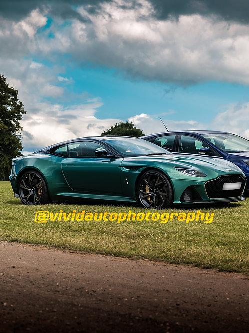 Aston Martin DBS Superleggera 59 Edition | Front three quarters
