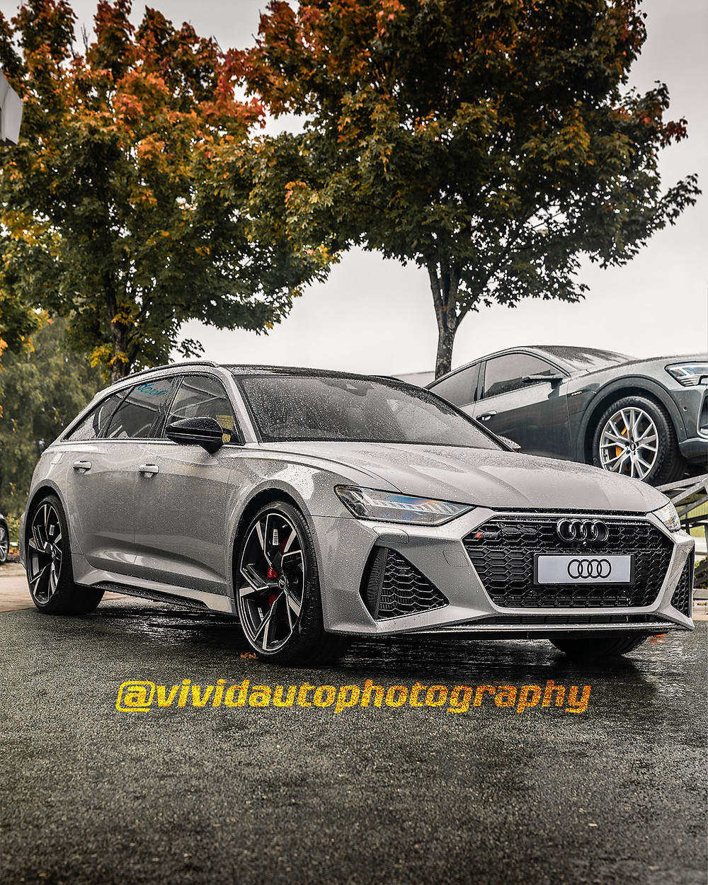 Audi RS6 Avant | Nardo Grey