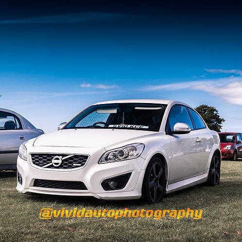 Volvo C30 | Front three quarters | Oulton Park