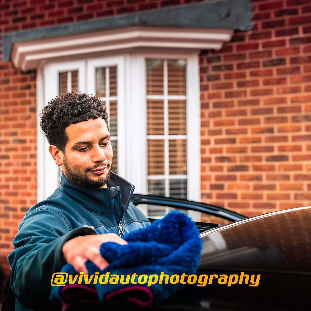Aura Premium Car Care Cleaning Volkswagen Polo