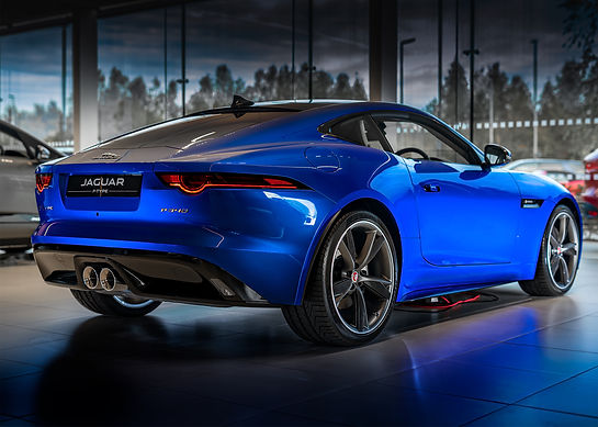 Jaguar F Type rear three quarters 2.jpg