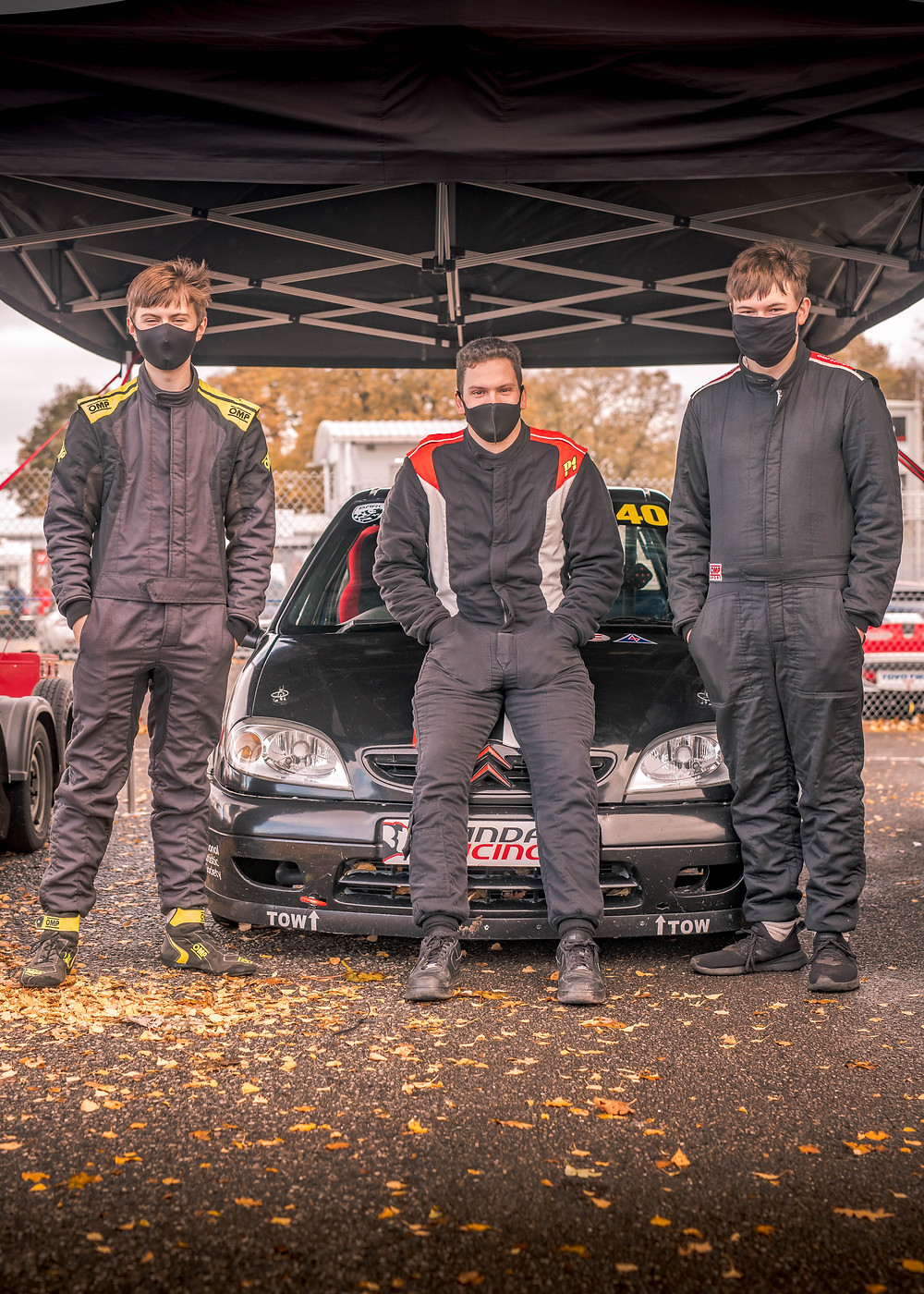 Matt Cripps | Citroen Saxo | Oulton Park