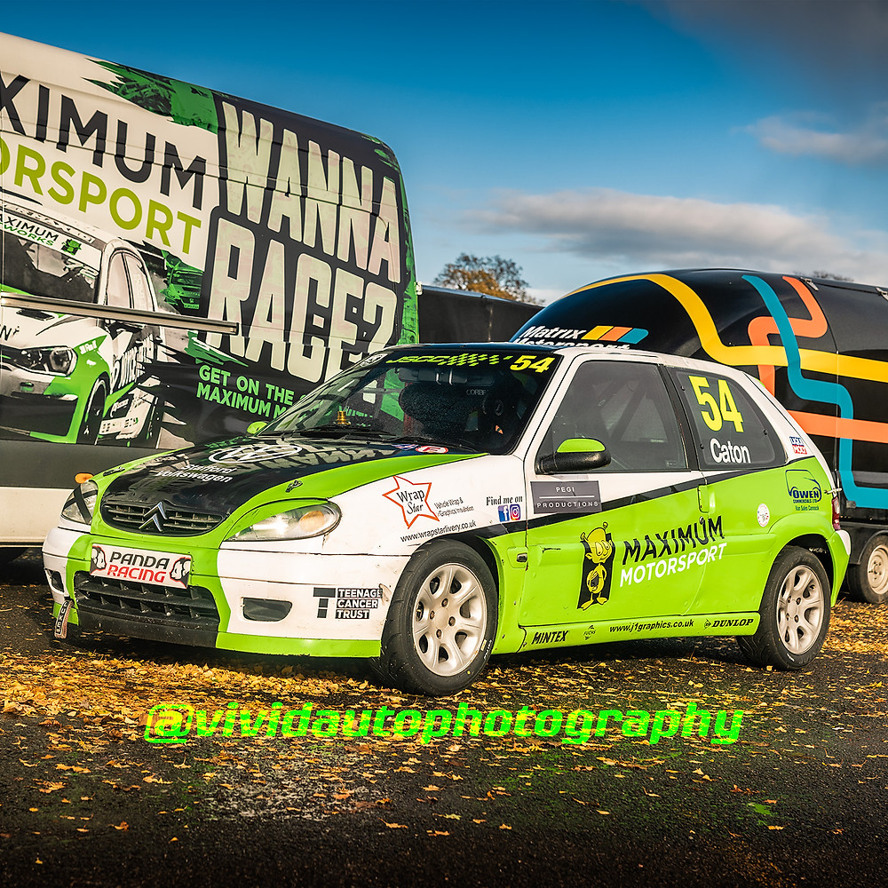 Harvey Caton | Citroen Saxo | Maximum Motorsport