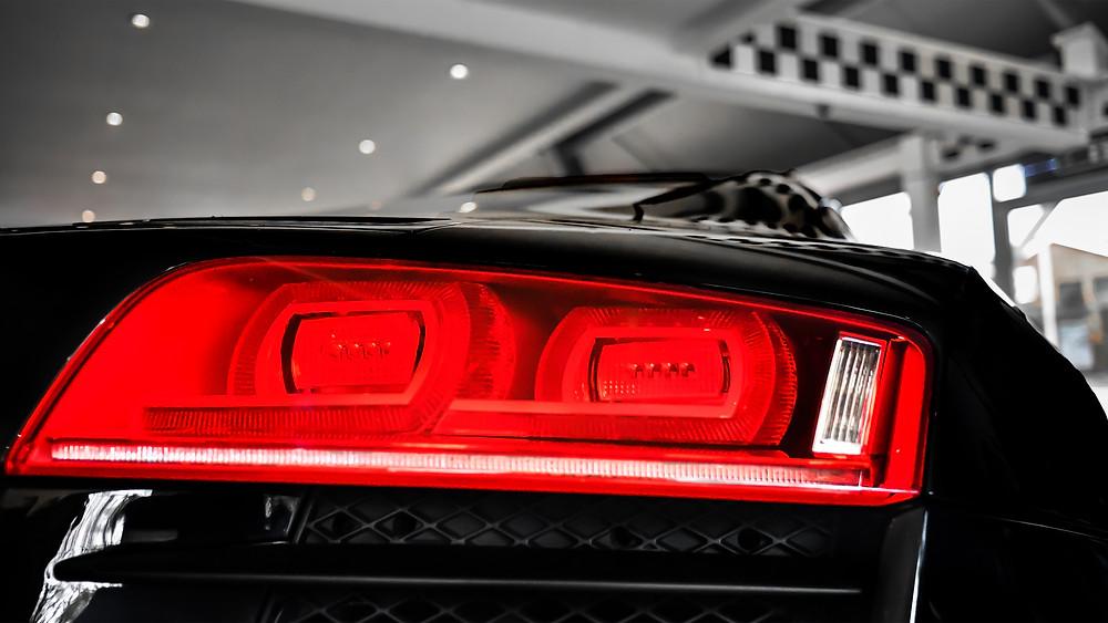 Audi R8 Taillight