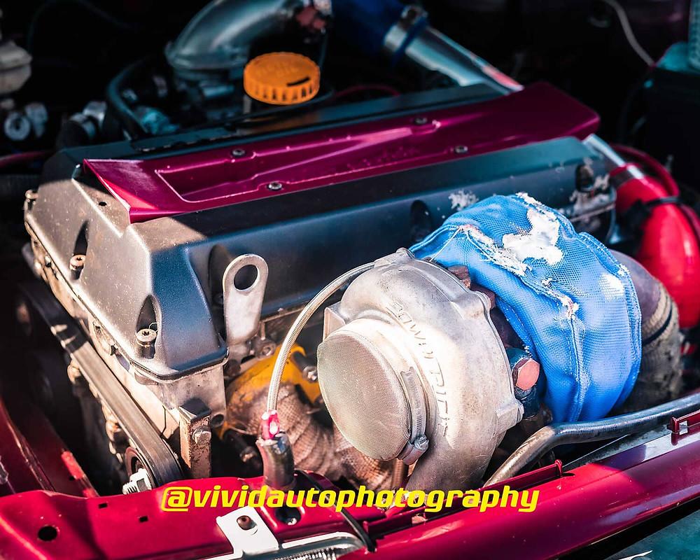 Vauxhall Astra GSi MK3 | Engine Bay | Stance Auto Magazine
