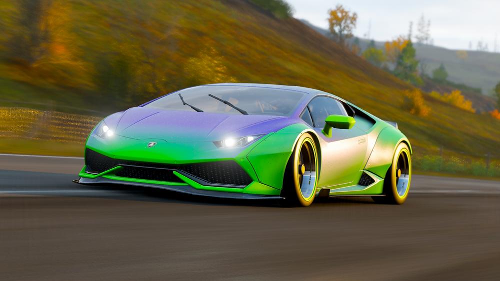 Forza Horizon 4 | Liberty Walk Lamborghini Huracan LP-610-4