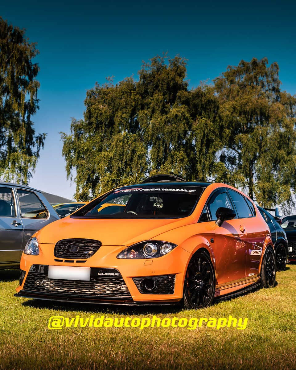 Seat Leon Cupra MK2 | Orange | Tunerfest North