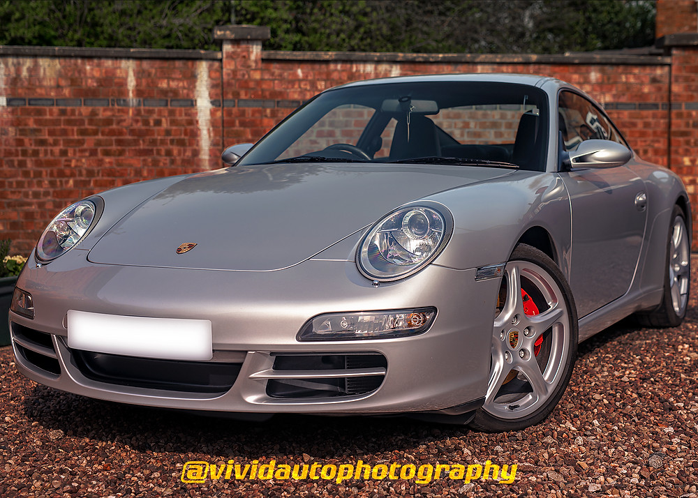 Porsche 911 Carrera S | Front three quarters | Home