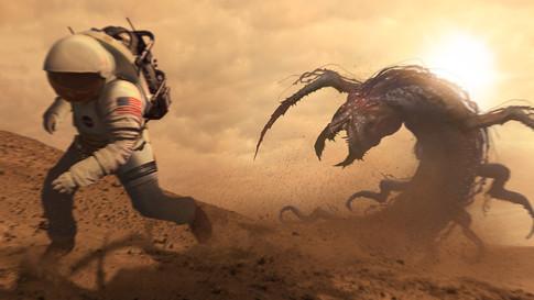 'Hostile Alien'