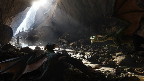 'Cave of Dragons'