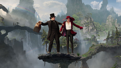 'Oz : The Great and Powerful'