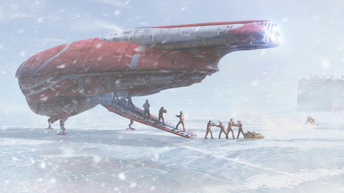 'MedEvac Ship'