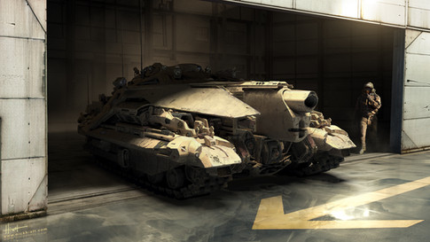 'Plasma Tank'