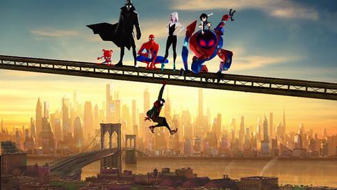'Spider Man : Into the Spider-Verse'