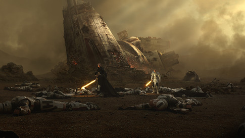 'Star Wars : Fallen Empire'