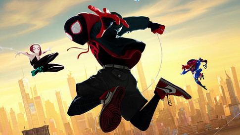 'Spider Man : Into the Spider-Verse'
