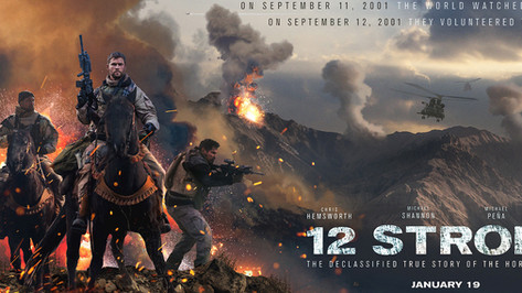 '12 Strong'