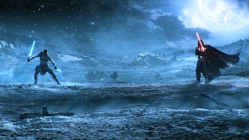 'Star Wars : The Force Unleashed'