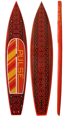 "Aztec 12'6"" Displacement Style"