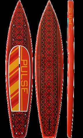 "Aztec 12'6"" Displacement Style"
