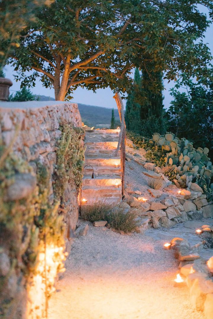 Tuscan Garden Villa Montanare