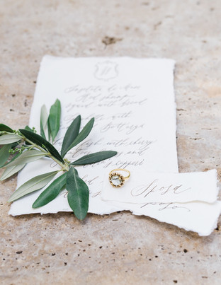 Organic elopement at the amazing Borgo Santo Pietro - Coming soon at Wedding Sparrow