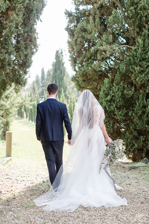 Tuscany Wedding in Chianti