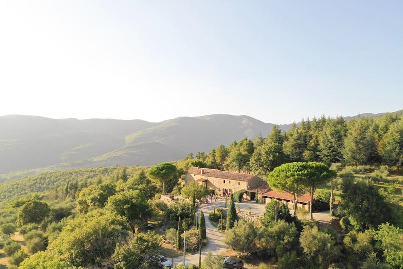 Villa Montanare Tuscany