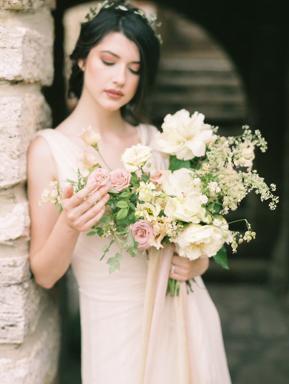 Blush Wedding Tuscany