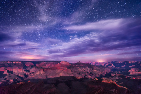 Canyon Constellations