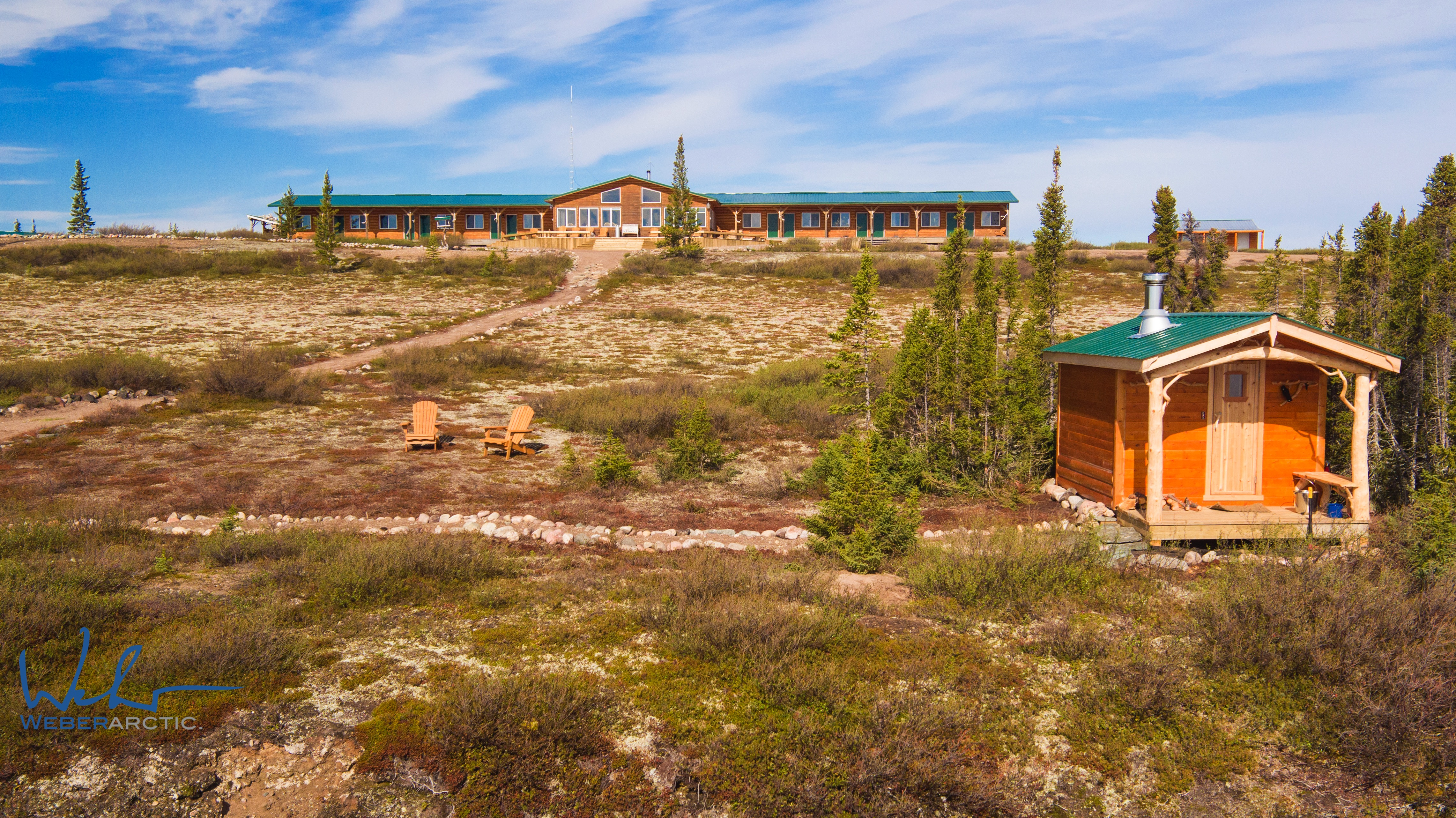 Arctic Haven Lodge & Sauna