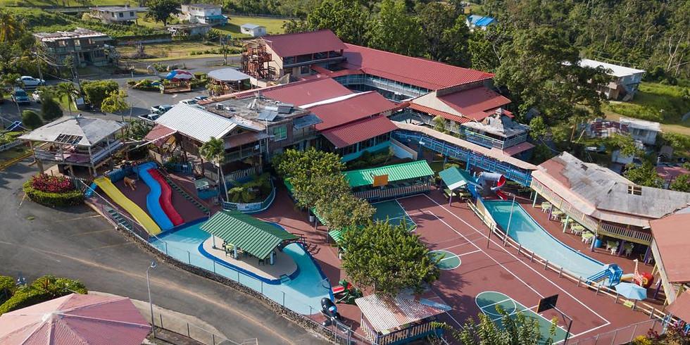 Reserva para las piscinas