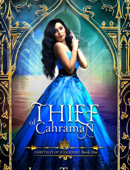 BOOK REVIEW- The Thief of Cahraman