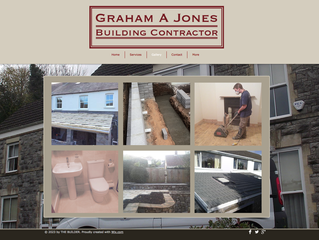 Graham A Jones Building Contractors- New Blog
