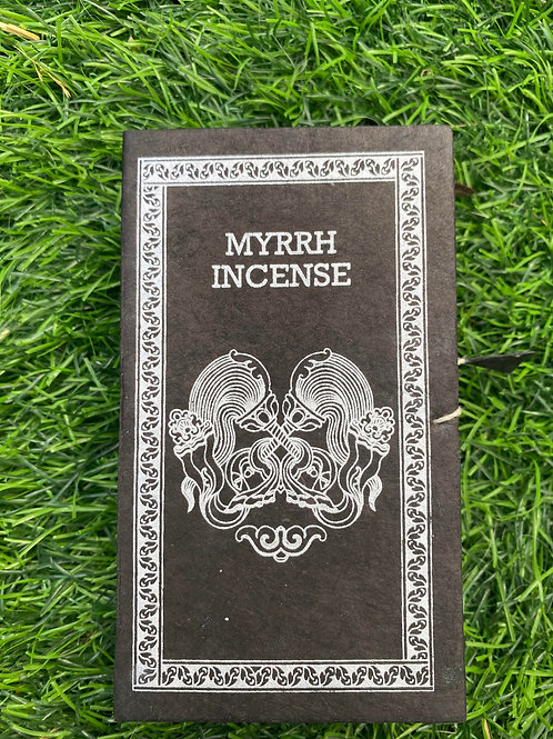 Myrrh Incense Sticks