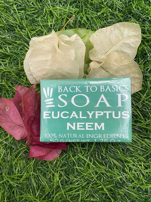 Eucalyptus Neem Soap