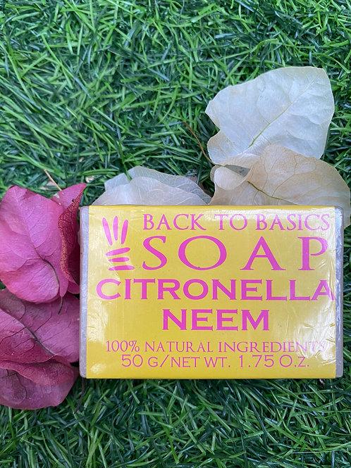 Citronella Neem Soap