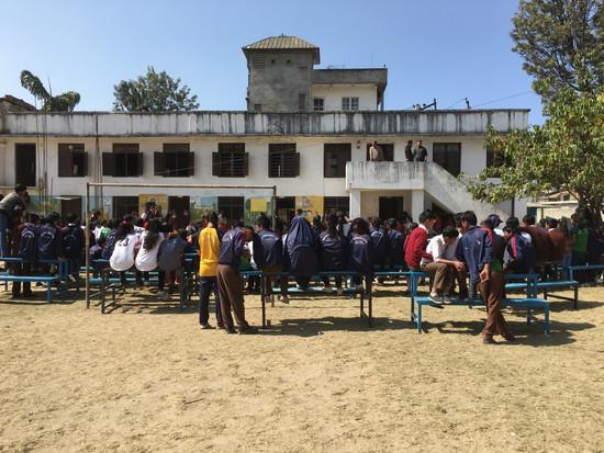 Tika School, kathamdu