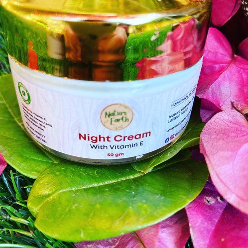 Vitamin E Night Cream
