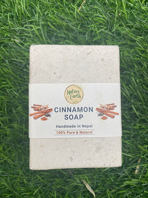 Cinnamon Natural Soap