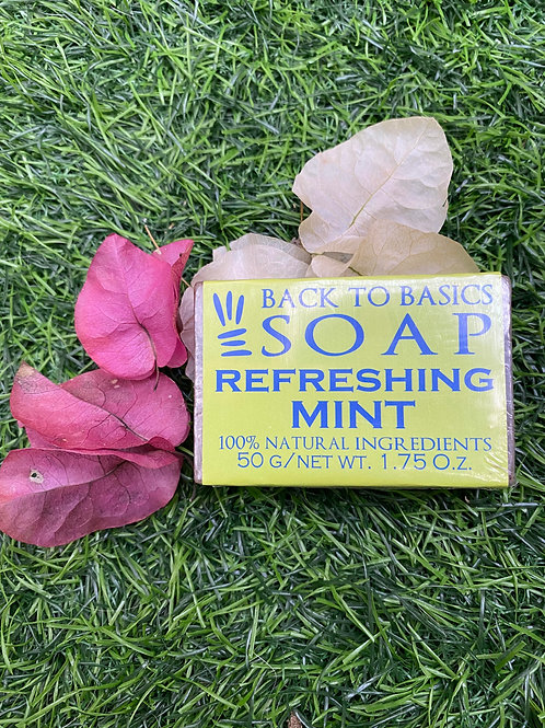 Refreshing Mint Soap