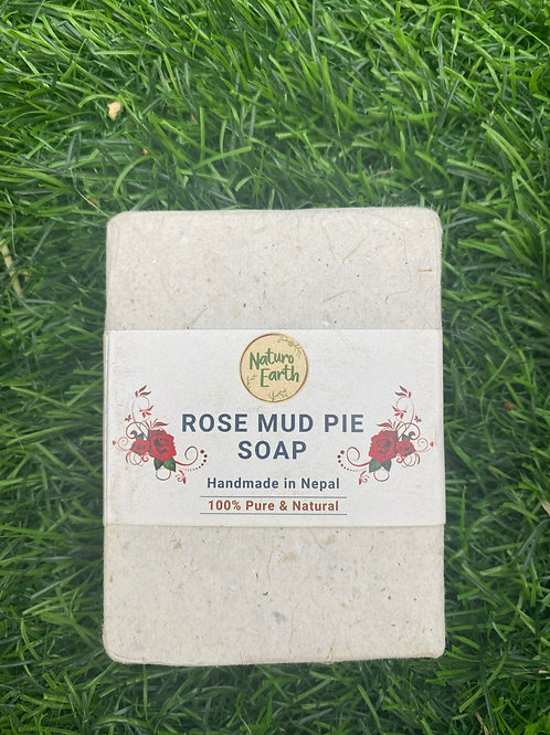 Rose Mud Pie Soap