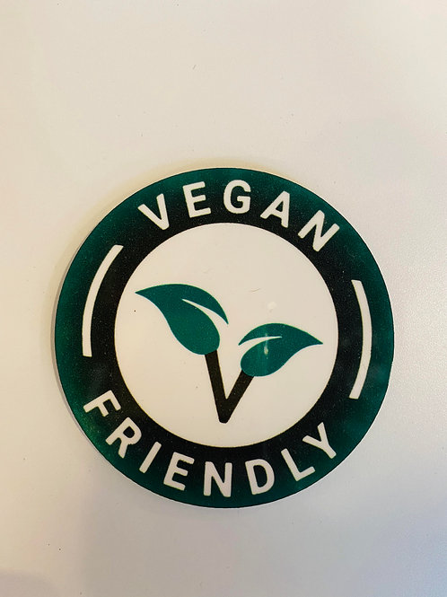Veagn Friendly Coffee Coaster