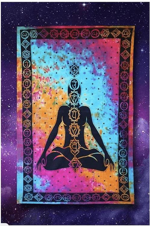 Chakra Wall Tapestry