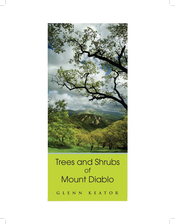 Trees & Shrubs of Mount Diablo
